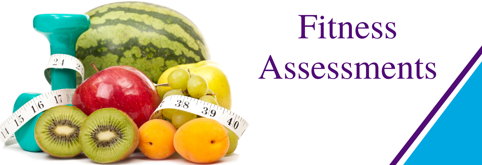 Assessment Includes: Height & Weight, Body Mass Index, Blood Pressure & Body Fat.