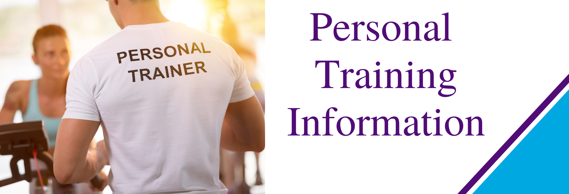 Certified Personal Trainers Available