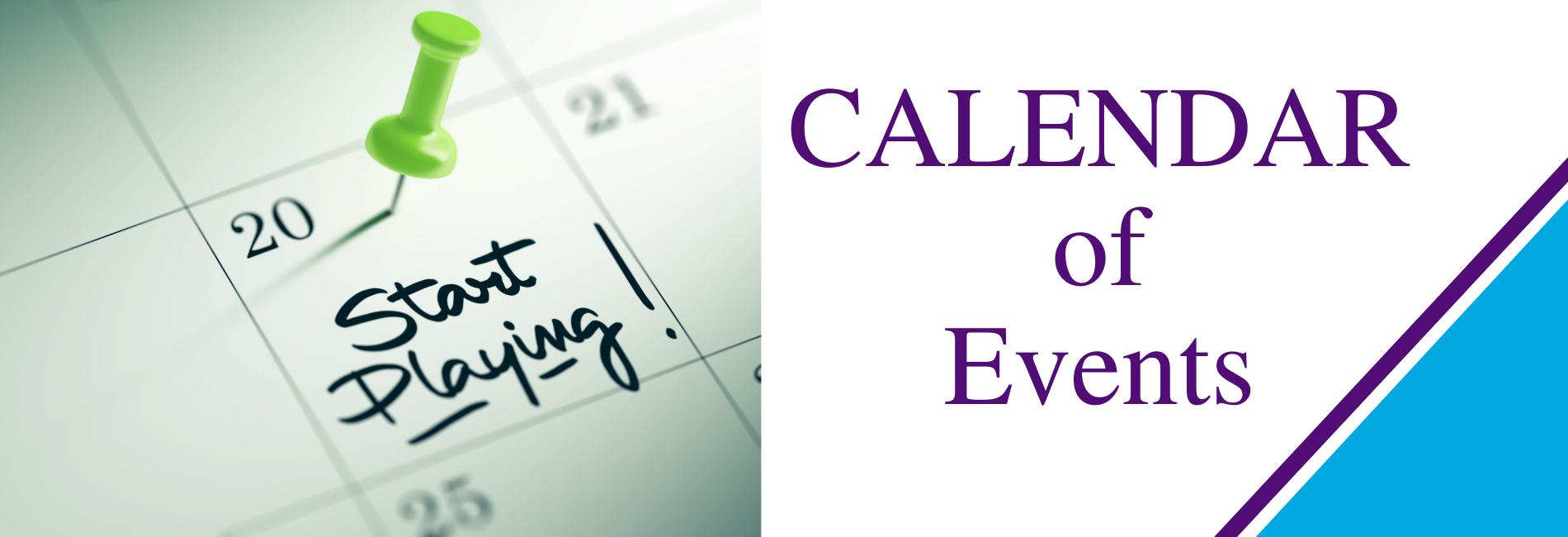 Intramurals Calendar