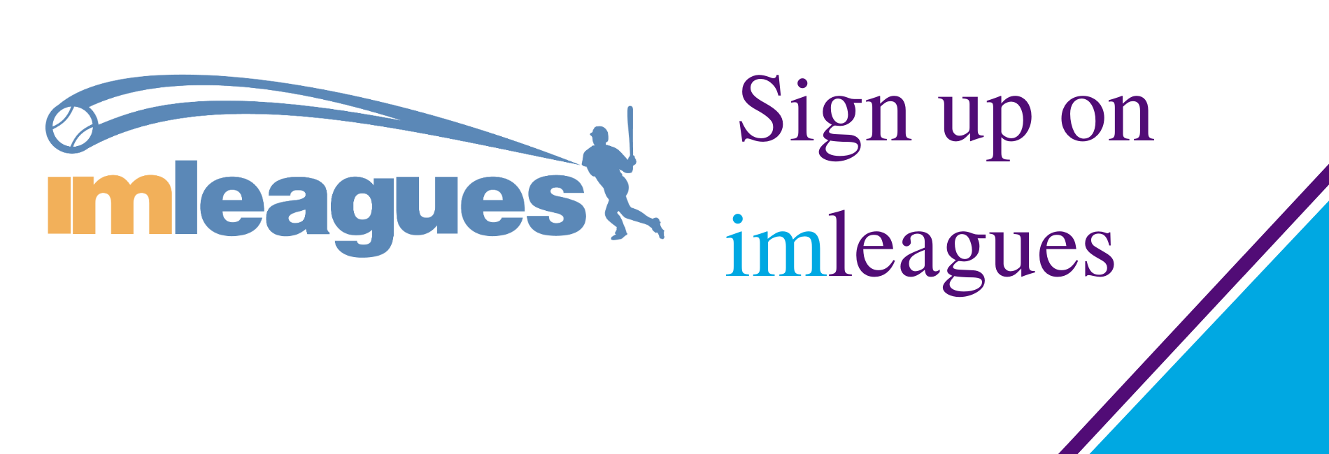 Sign Up for Intramurals